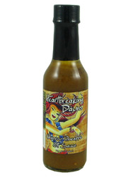 Heartbreaking Dawn's Jalapeno Pineapple Hot Sauce