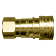 "3/8"" Quick Connect Natural Gas Mate Coupler"