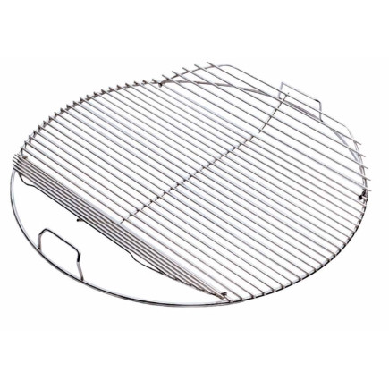 Weber Charcoal Grill Replacement Hinged Cook Grate 22 5in