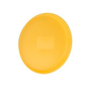 Sup-R Platter Crawfish Tray Yellow