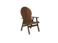 Jensen Leisure Fan Back Chair