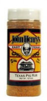 John Henry's Hot Texas Pig Rub