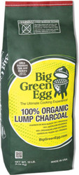 Big Green Egg 10lb Charcoal Bag