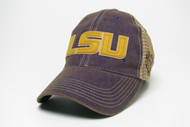 LSU Purple Old Favorite Hat