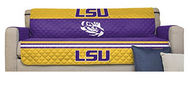 LSU Reversible Sofa Furniture Protector