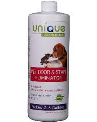 Unique 32 oz. Pet Odor and Stain Eliminator