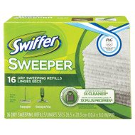 Swiffer Sweeper Mop Refill Cloth 16 pk