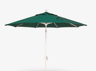 9' Push Tilt Custom Octagon Umbrella
