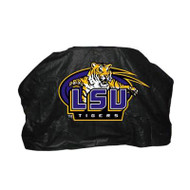 LSU Large Grill Cover