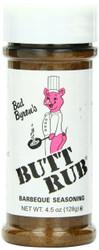 Bad Bryon's Barbeque Butt Rub 4.5oz