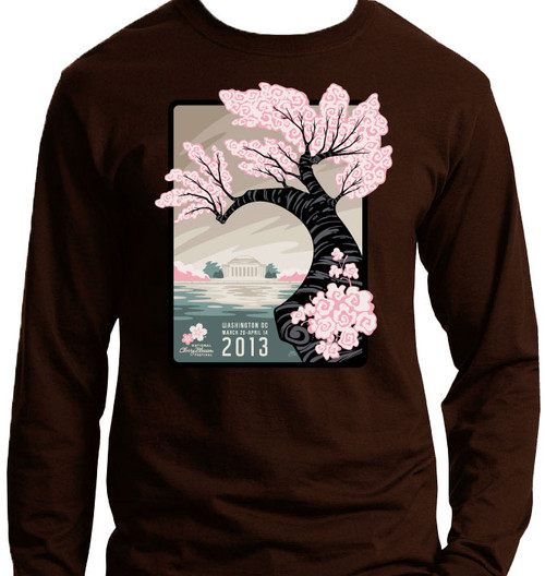 2013 Organic Long Sleeve T-shirt