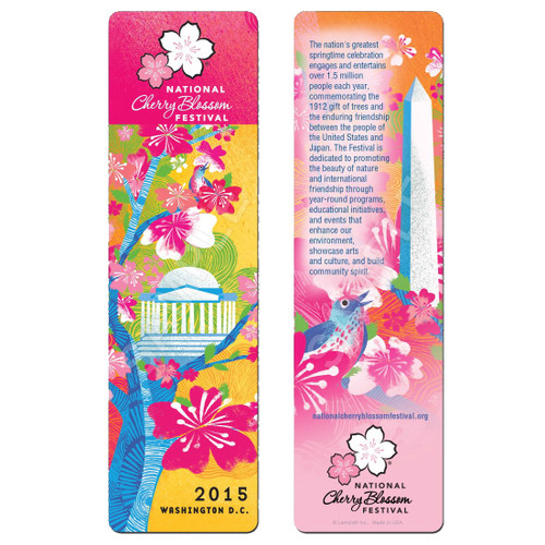 2015 Festival Bookmark