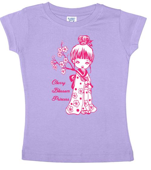 Toddler Cherry Blossom Princess T-Shirt