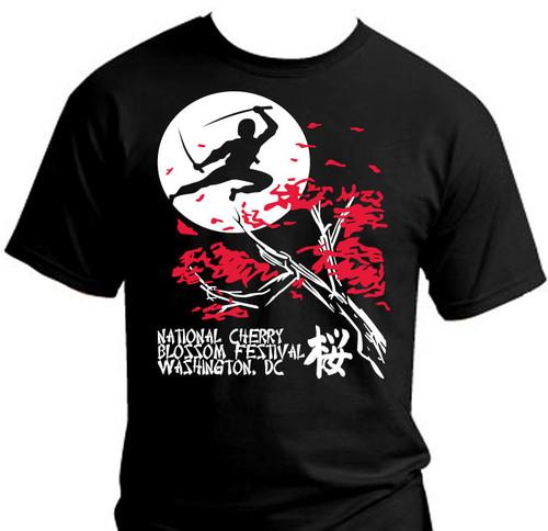 Adult Ninja T-Shirt