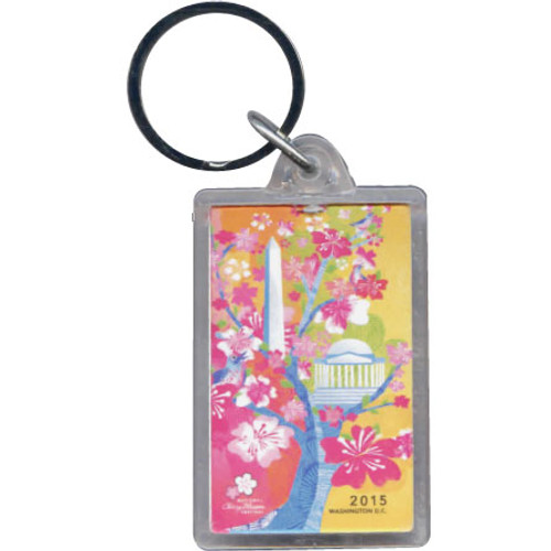 2015 National Cherry Blossom Festival Official Keychain
