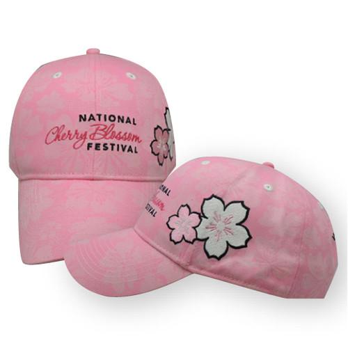 Cherry Blossom Hat (Pink)