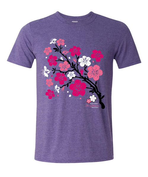 Adult Cherry Limb Soft Tee