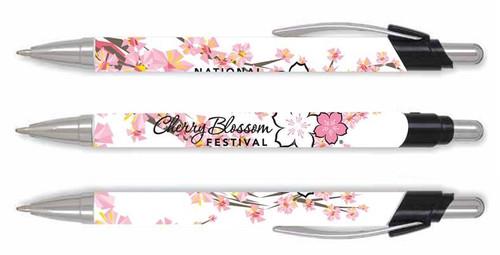 Cherry Blossom Click Pen
