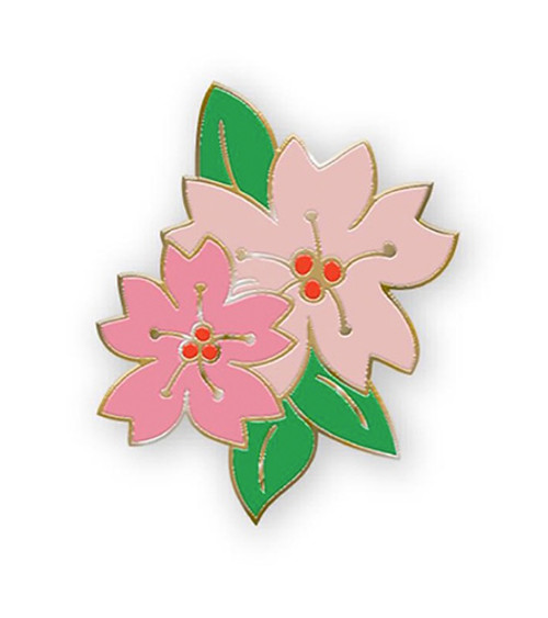 2018 National Cherry Blossom Lapel Pin