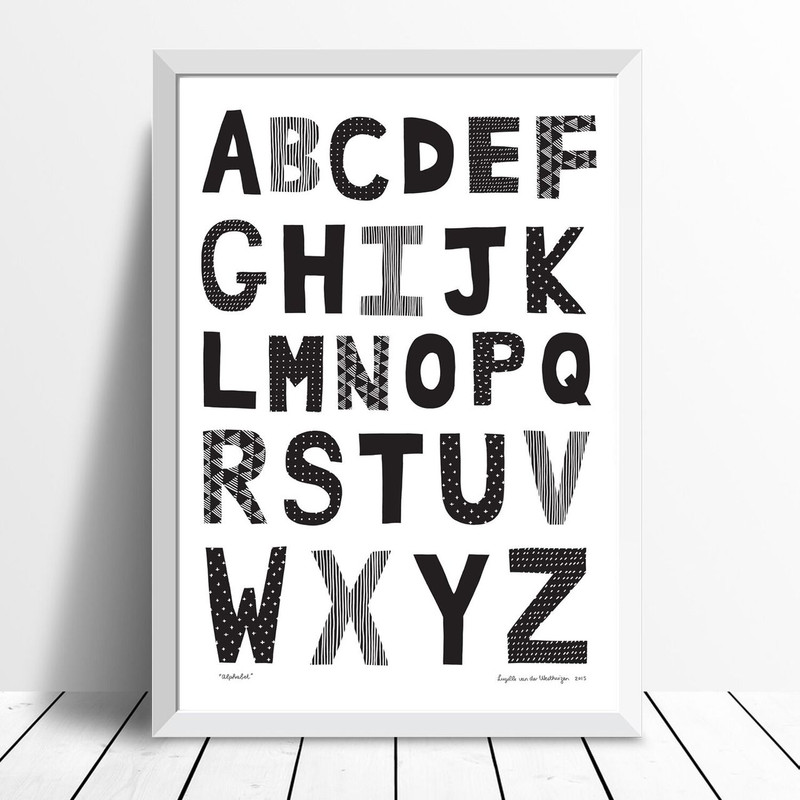 Alphabet, Black