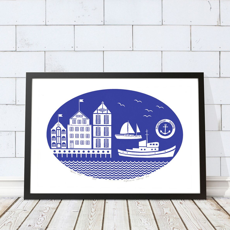 Harbour Town, Cobalt