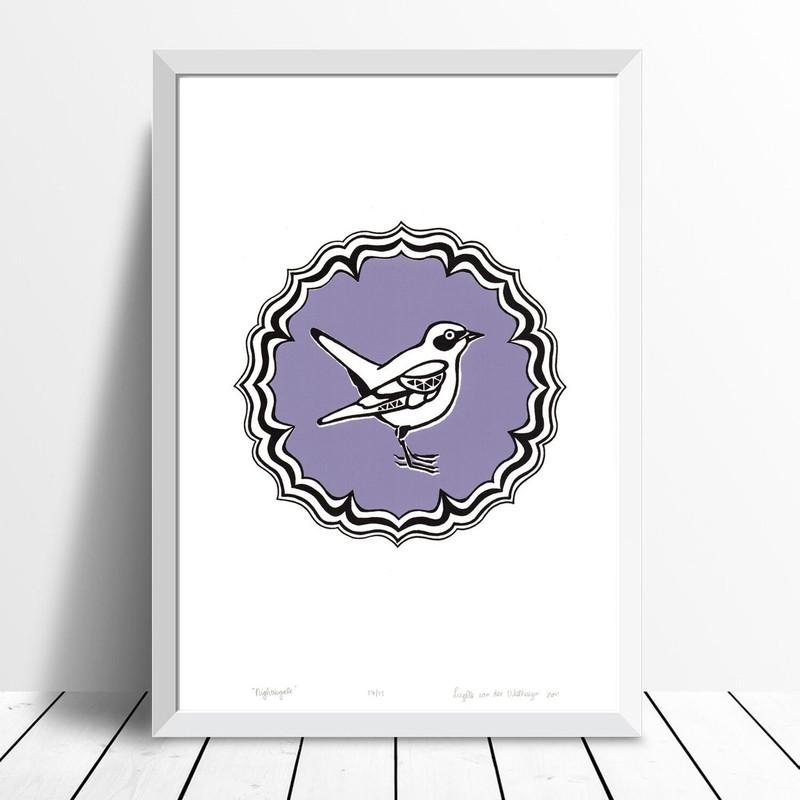 Nightingale, Lavender