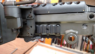 M249/MK46/MK48 mid/narrow rail