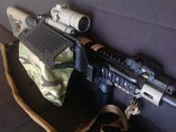 AR15/AR10 Platform Brass Recovery Bag (Standard Issue)
