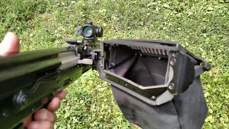 shown on AK47