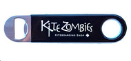 Kite Zombies Stainless Bottle Opener