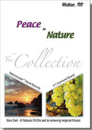 "8 DVD Box Set - ""Peace in Nature - The Collection"""