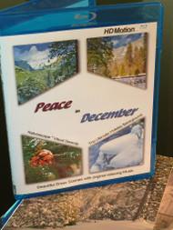 Peace in December - Blu-Ray (full HD)
