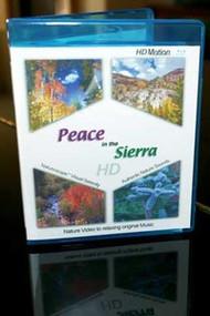 Peace in the Sierra_HD - BluRay (full HD)