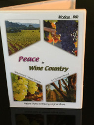 Peace in Wine Country - (Std. Motion DVD)