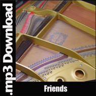 Download the full-length mp3 version here... A beautiful Ballad about Friends.  Written & recorded by Richard Klender... We use the highest bitrate possible to provide you with the best fidelity for this audio format.  Once Downloaded; this song will automatically be loaded into iTunes (or your favorite mp3 player). If not, simply drag the .mp3 file into iTunes or your favorite mp3 player and Enjoy... NOTE: You can listen to music samples by clicking on the desired music category icon, located at  http://www.songtracker.com/music_downloads.html