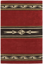 Pueblo Hand Tufted Rug by Southwest Looms