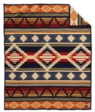 Pendleton Cedar Mountain Wool Blanket