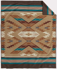 Roselyn Begay Weavers Series Blanket