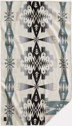 Pendleton Tucson Ivory Saddle Blanket