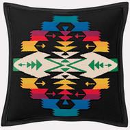 Pendleton Tucson Black Pillow