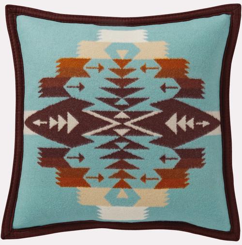 Pendleton Tucson Aqua Decorative Pillow