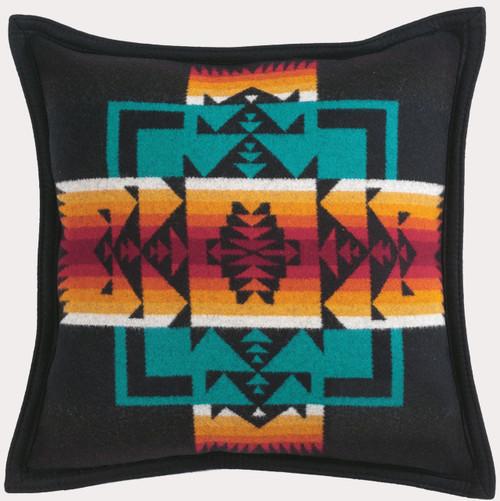 Pendleton Chief Joseph Black Decorative Pillow