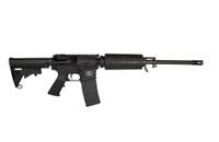 """FN 36316 FN 15 1776 Semi-Automatic 223 Remington/5.56 NATO 16"""" 30+1 6-Position Stk Blk"""