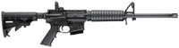 S&W Model M&P 15 Sport 2 5.56mm 16 Inch Barrel Black Finish Adjustable Sights 6-Position Collapsible Stock Black 10 Round California Compliant
