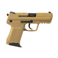 Heckler and Kock Tan 45ACP Compact 8rd Includes Three Magazines