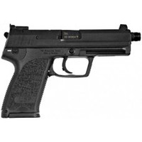 HK 704001TLEA5 USP40T Tactical V1 3Mags DA/SA 40S&W 4.9″ 13+1 Syn Grip Blk