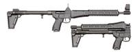 KEL SUB-2000 Glock 22 .40 S&W 16.1 Inch Barrel Blue Finish Black Grip 15 Round
