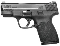 S&W Model M&P Shield No Thumb Saftey 45 Auto 3.3 Inch Barrel Matte Black Stainless Steel Slide Black Polymer Frame 7 Round