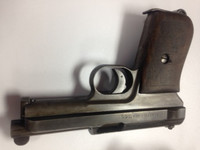 USED MODEL 1914 MAUSER POCKET PISTOL IN GOOD CONDITION