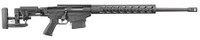 RUG Ruger Precision Rifle .308 Winchester 20 Inch Steel Barrel 5R Rifling Hybrid Muzzle Brake RPR Short-Action Handguard MSR Folding Adjustable Stock 10 Round